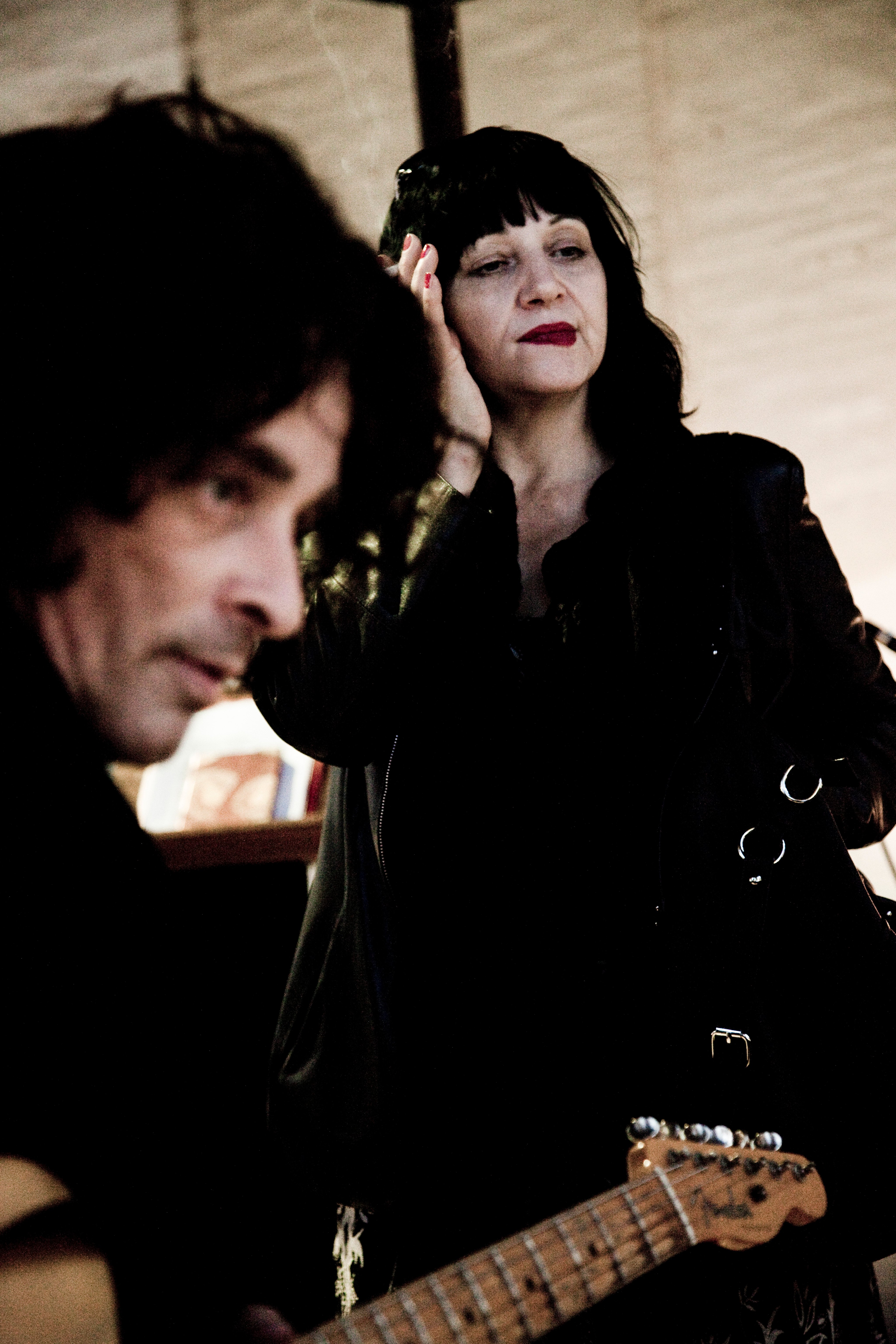 Lydia Lunch's Putan Club - Theatre Garonne